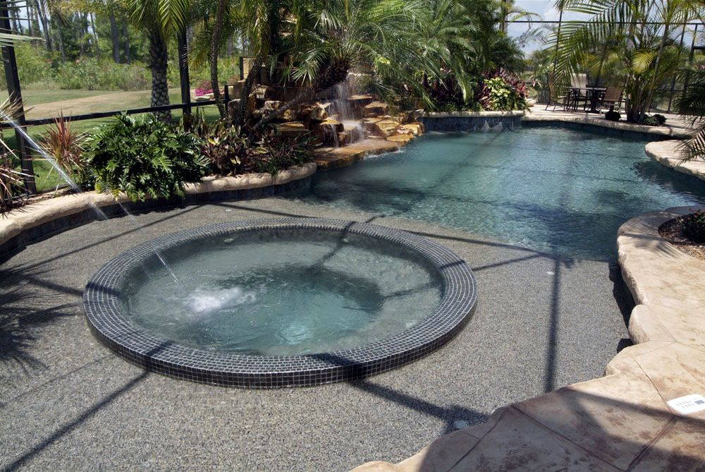 How Much Does It Cost To Build A Swimming Pool Backyard Pool Cost Pool Cost Building A Swimming Pool