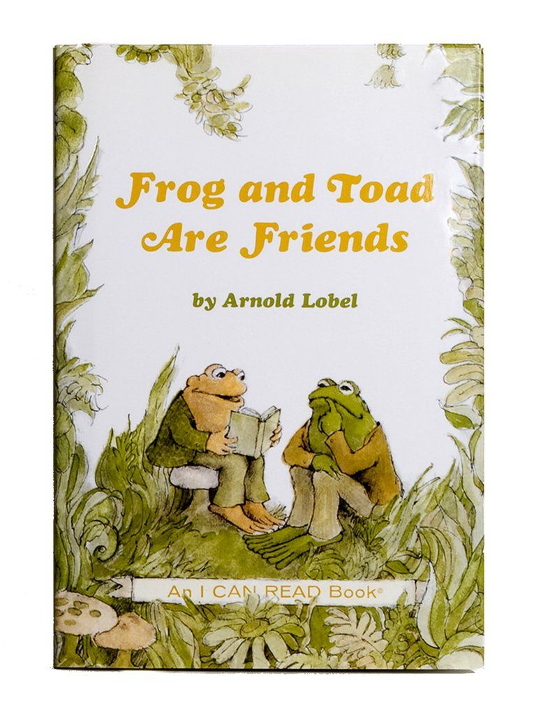 Frog And Toad Are Friends Picture Book I Can Read Books Chapter Books