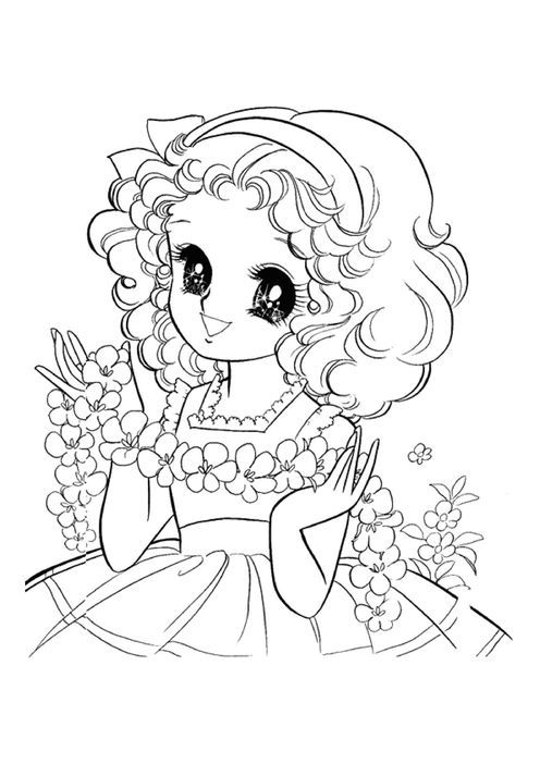 Anime Mix Colouring Pages Vintage Coloring Books Coloring Book Art Cute Coloring Pages