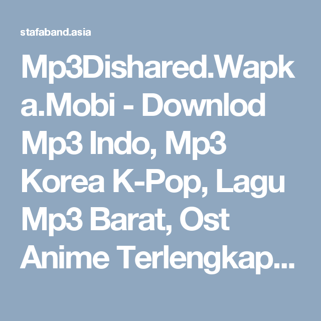 lagu kpop wapka