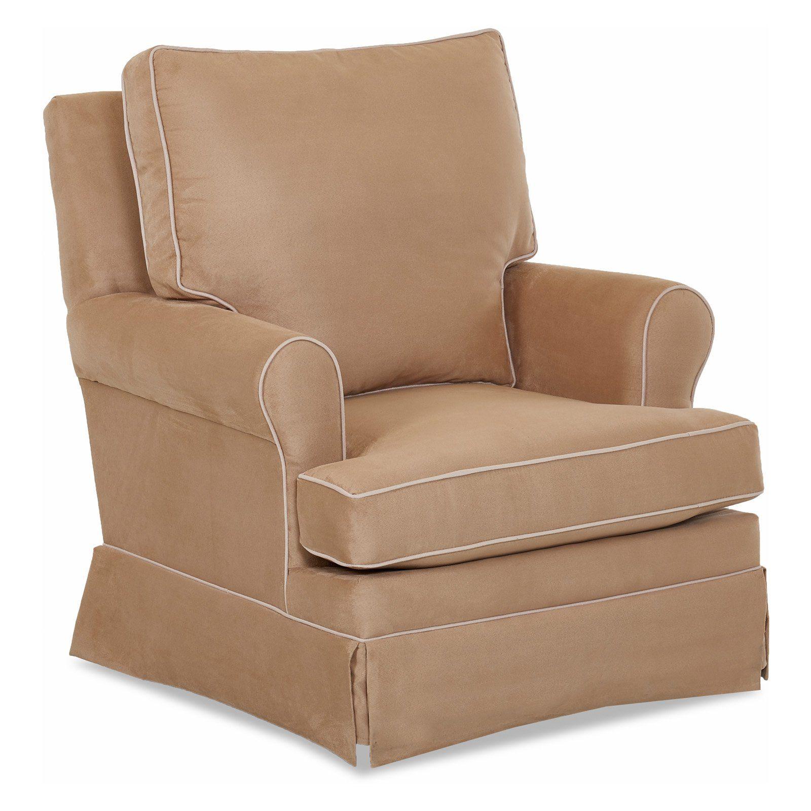 Marvelous Klaussner Gwinnett Swivel Gliding Rocker Khaki Microsuede Lamtechconsult Wood Chair Design Ideas Lamtechconsultcom