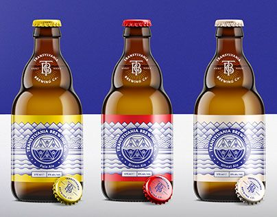 """Check out new work on my @Behance portfolio: """"Transylvania Brewing Company - TBCo.™"""" http://be.net/gallery/35393677/Transylvania-Brewing-Company-TBCo"""