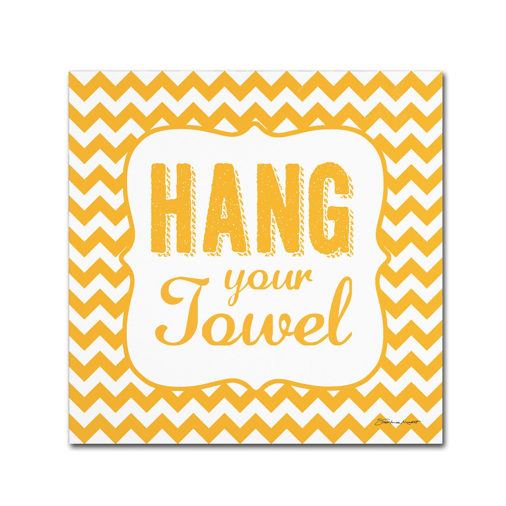 Stephanie Marrott \'Hang\' Canvas Art | Products | Pinterest ...