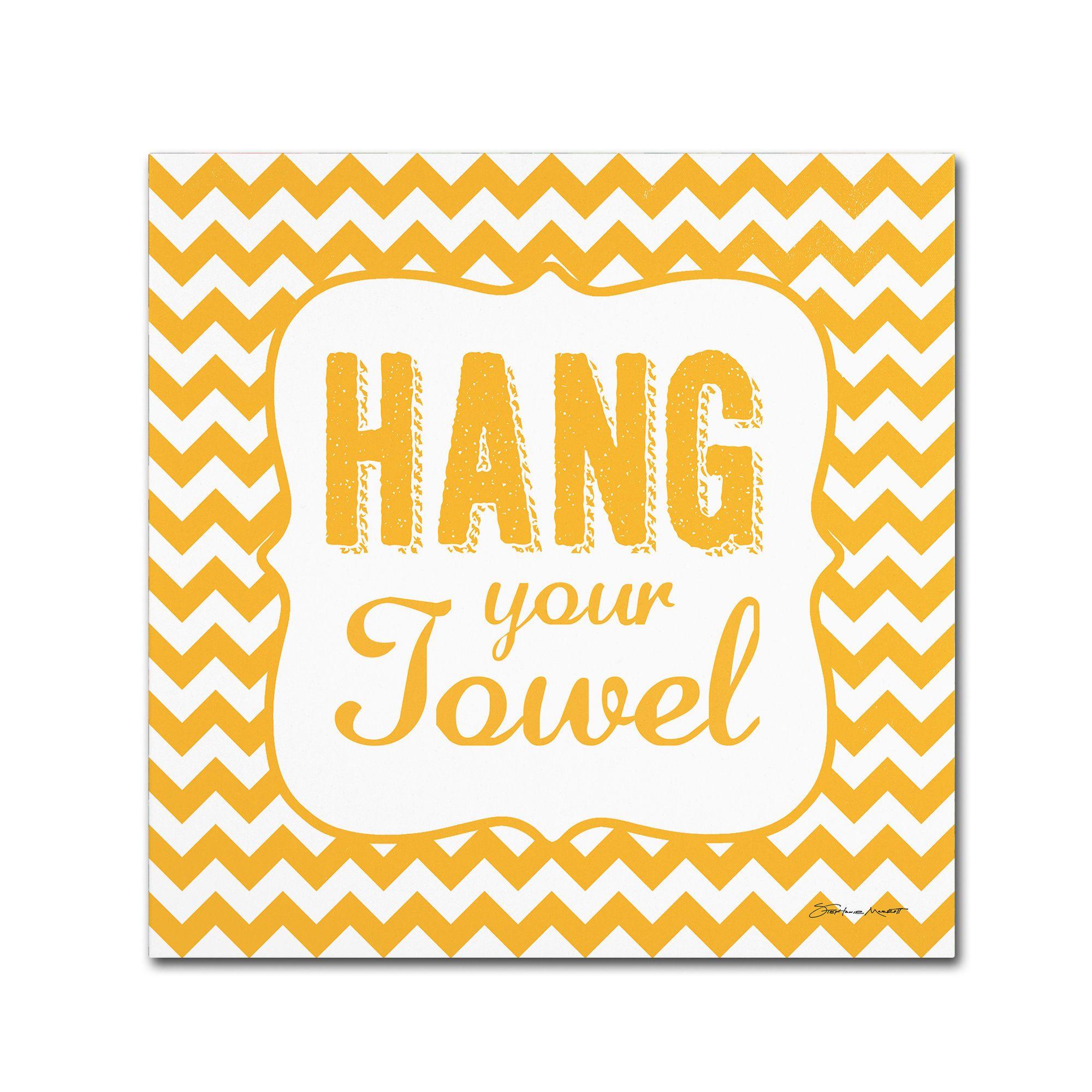 Stephanie Marrott \'Hang\' Canvas Art | Products | Pinterest ...