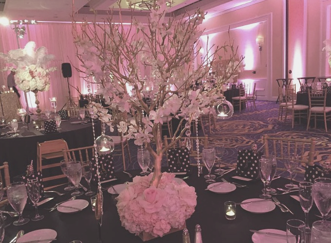 Quince Theme Decorations | Quinceanera ideas, Quinceanera and Planners