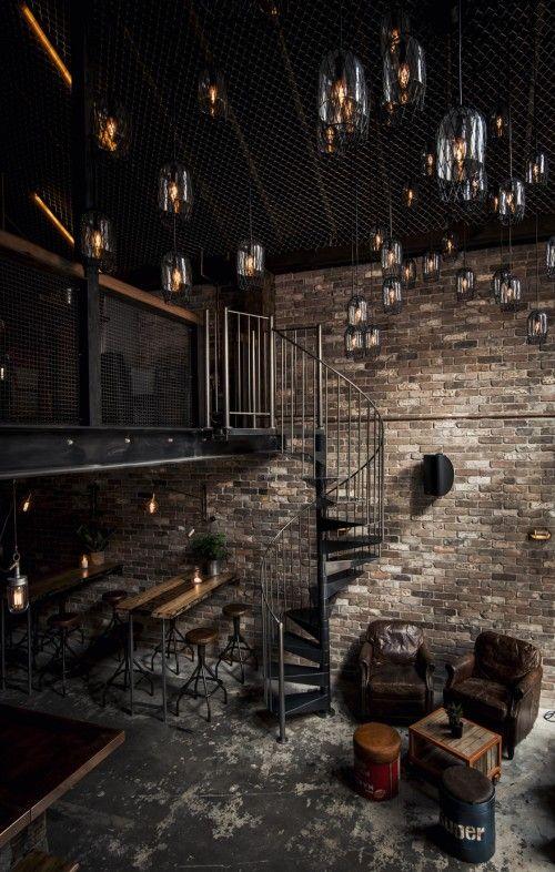 Superbe Donnyu0027s Bar, Australie Exemple Qui Montre Que La Contrainte Nourrit Le  Designer