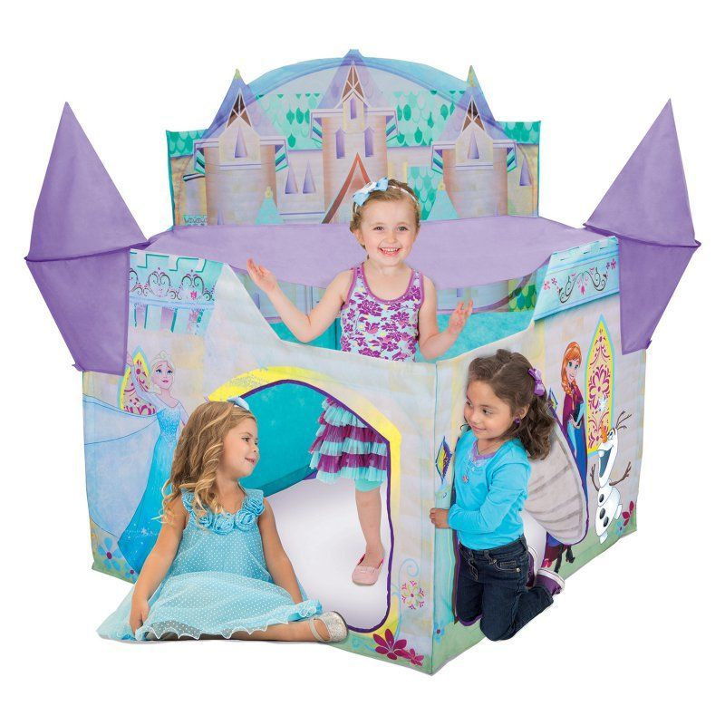size 40 3134b f4d32 Playhut Frozen Castle - 52840DT | Products | Disney frozen ...