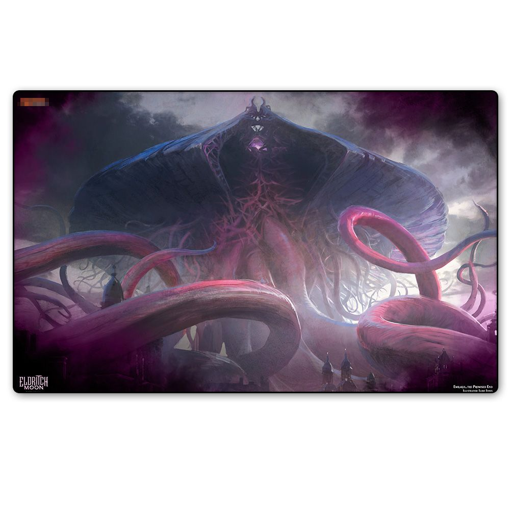 Emrakul The Promised End Magic Playmat Board Games The Play Mat