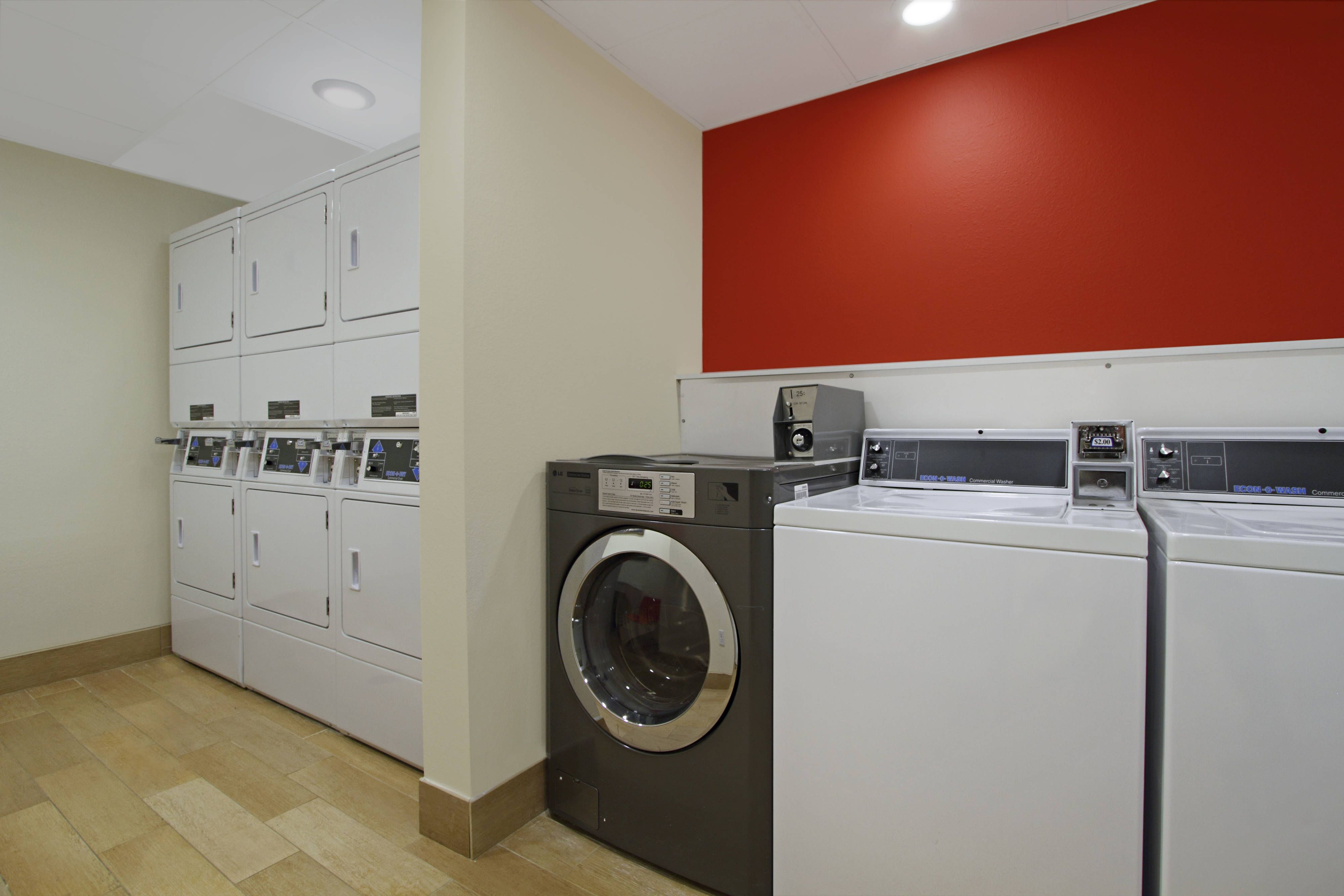 Towneplace Suites Dallas Mckinney Coin Operated Laundry Facility