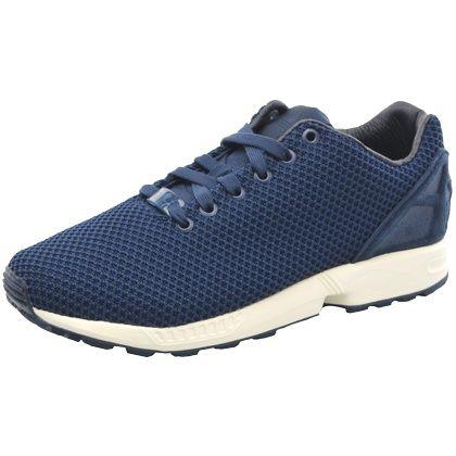 Coole dunkelblaue Sneakers von Adidas Originals. Die Sneakers sind super für einen lässigen Alltagslook. - ab 100,00 €