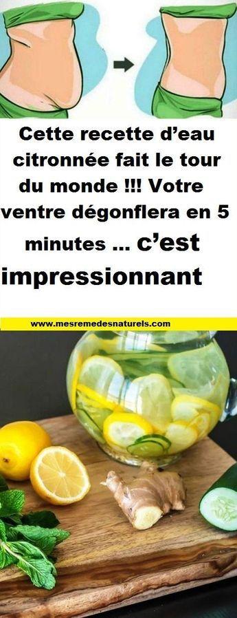 boisson d tox l 39 eau avec gingembre concombre menthe et citron sante pinterest detox. Black Bedroom Furniture Sets. Home Design Ideas