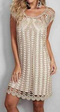 Crochet Summer Clothes Fashion 32+ Ideas For 2019 #crochetbeachdress