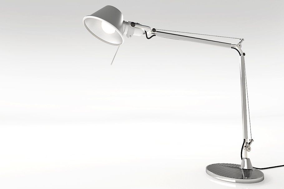 Artemide Tolomeo Table Light Interior Props Artemide Tolomeo Artemide