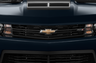 2013 Chevrolet Camaro ZL1 Coupe Exterior Grill & Front View Photos - Motor Trend Magazine