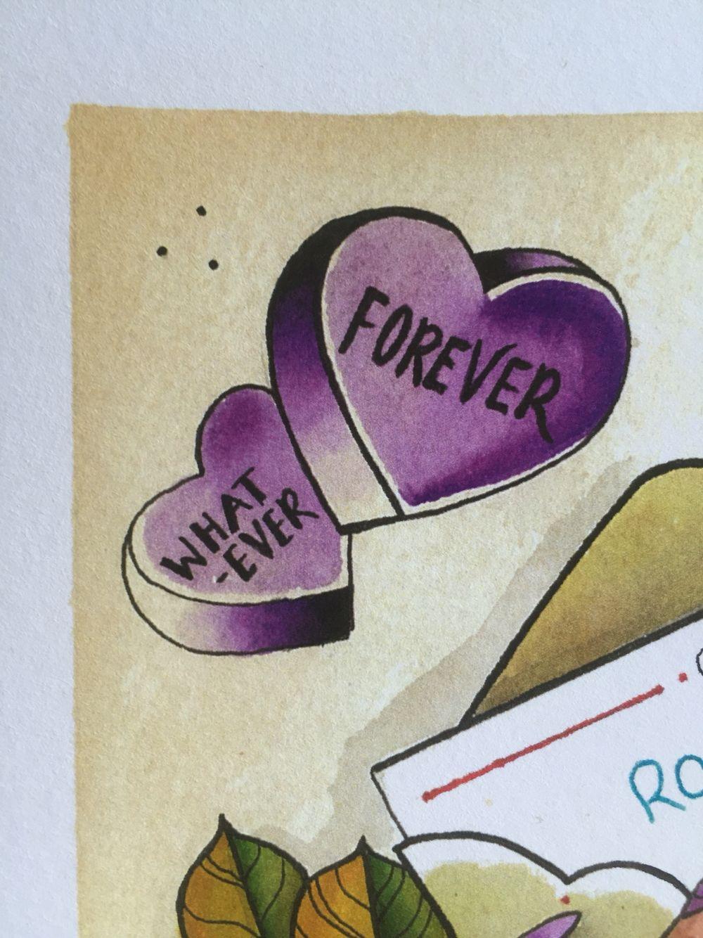 Instagram Jesssssssicat Facebook Jessicatladytattoos Candy Hearts