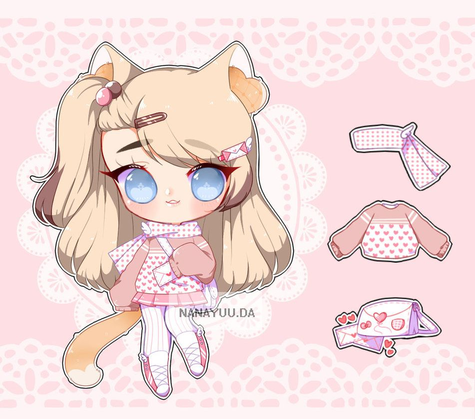 Chibi comm for Kokoro the Heartpuff belongs to her, design by me! !! I finished this a while back but I want to post to revive my gallery!! q-q!!! Also I noticed that a lot of people are drawing ch...