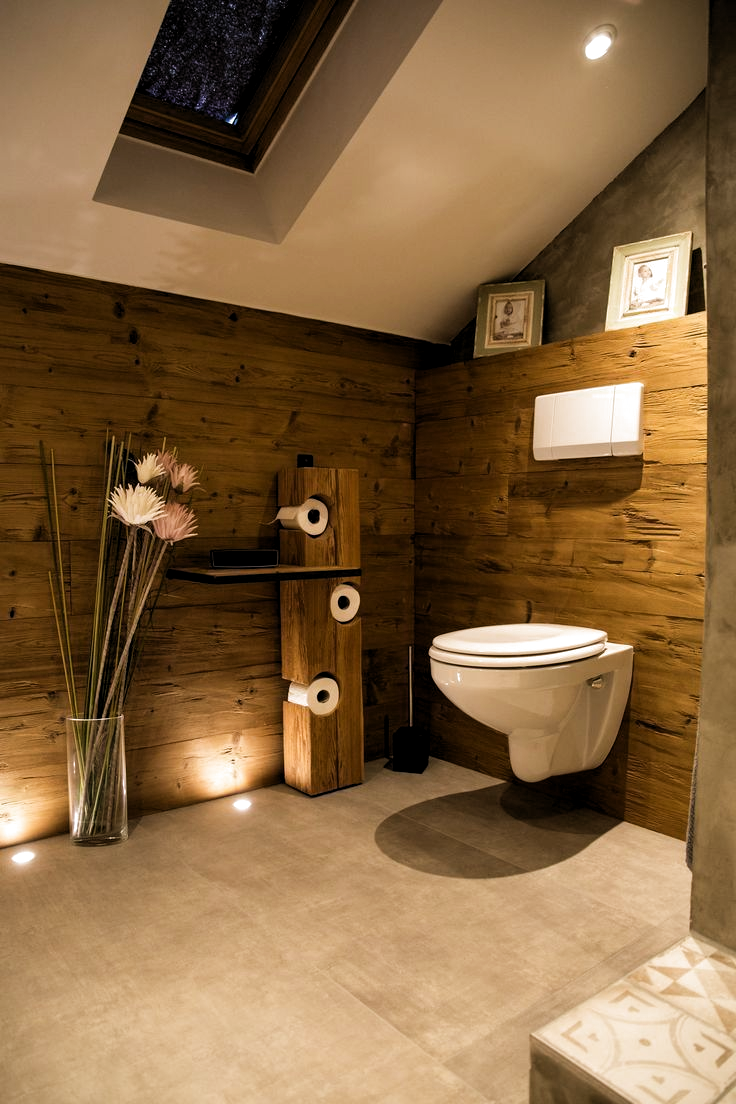 Photo of Badezimmer mit altem Holz – #   – Poppys Holz – #altem #Badezimmer #holz #holzid…