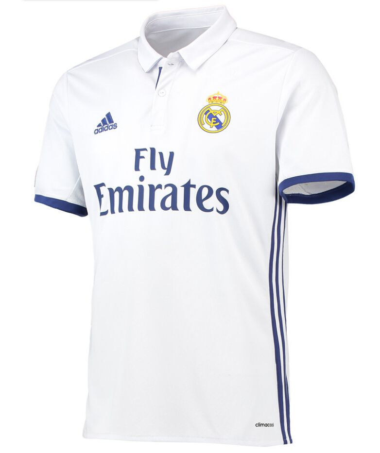 best website 6510c 3d729 $16 REAL MADRID 16/17 SOCCER JERSEY SOCCER SHIRT HOME | REAL ...