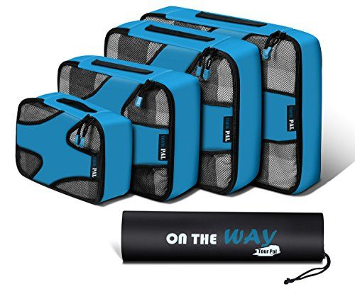 EcoEasyand Efficient Packing For Your Lovely Trips Still using zip lock plastic bags for organizing your suitcase?Still deciding which clothes to bring and which not because of limited space?Still h...