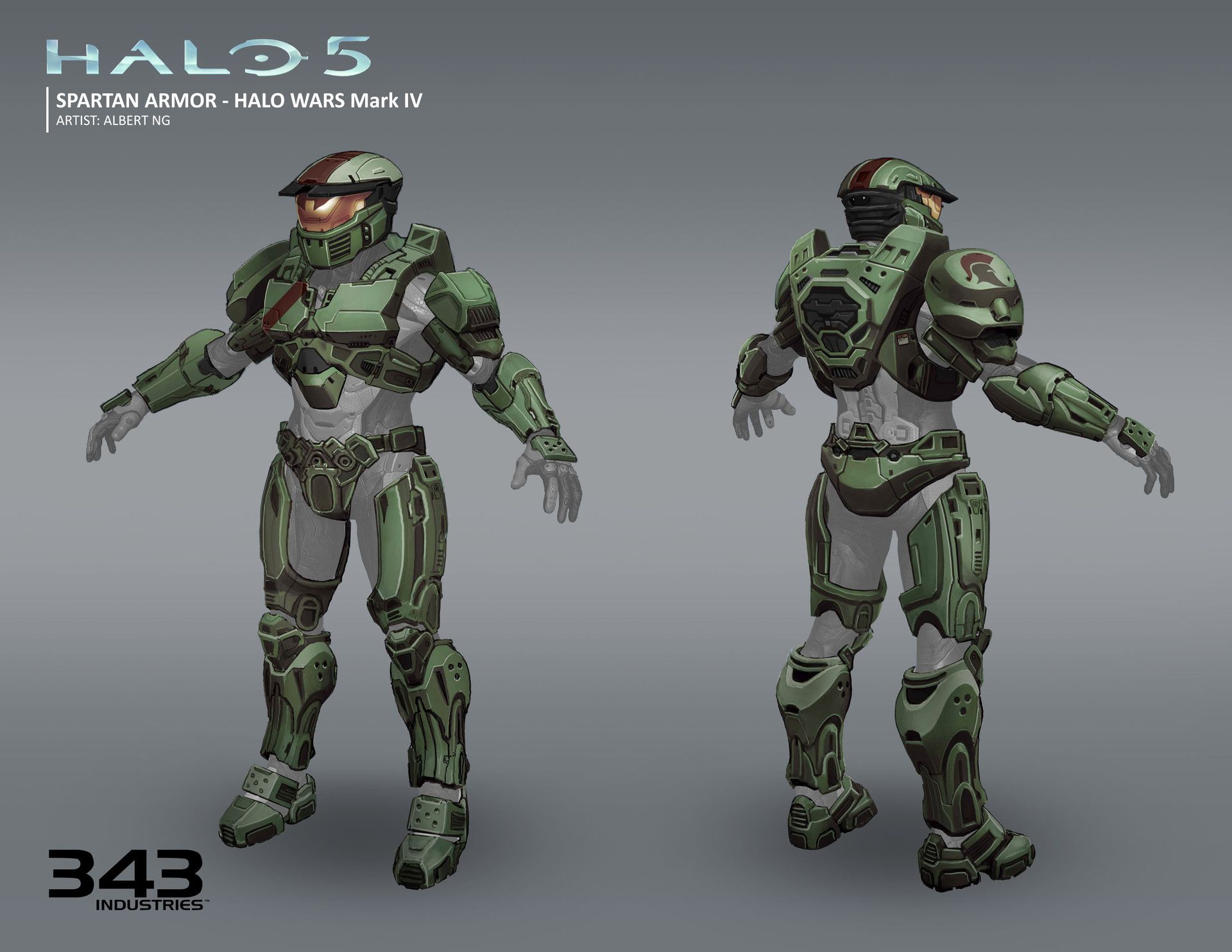 ArtStation - Halo 5 Armors, Albert Ng | Halo | Halo 5 armor, Halo