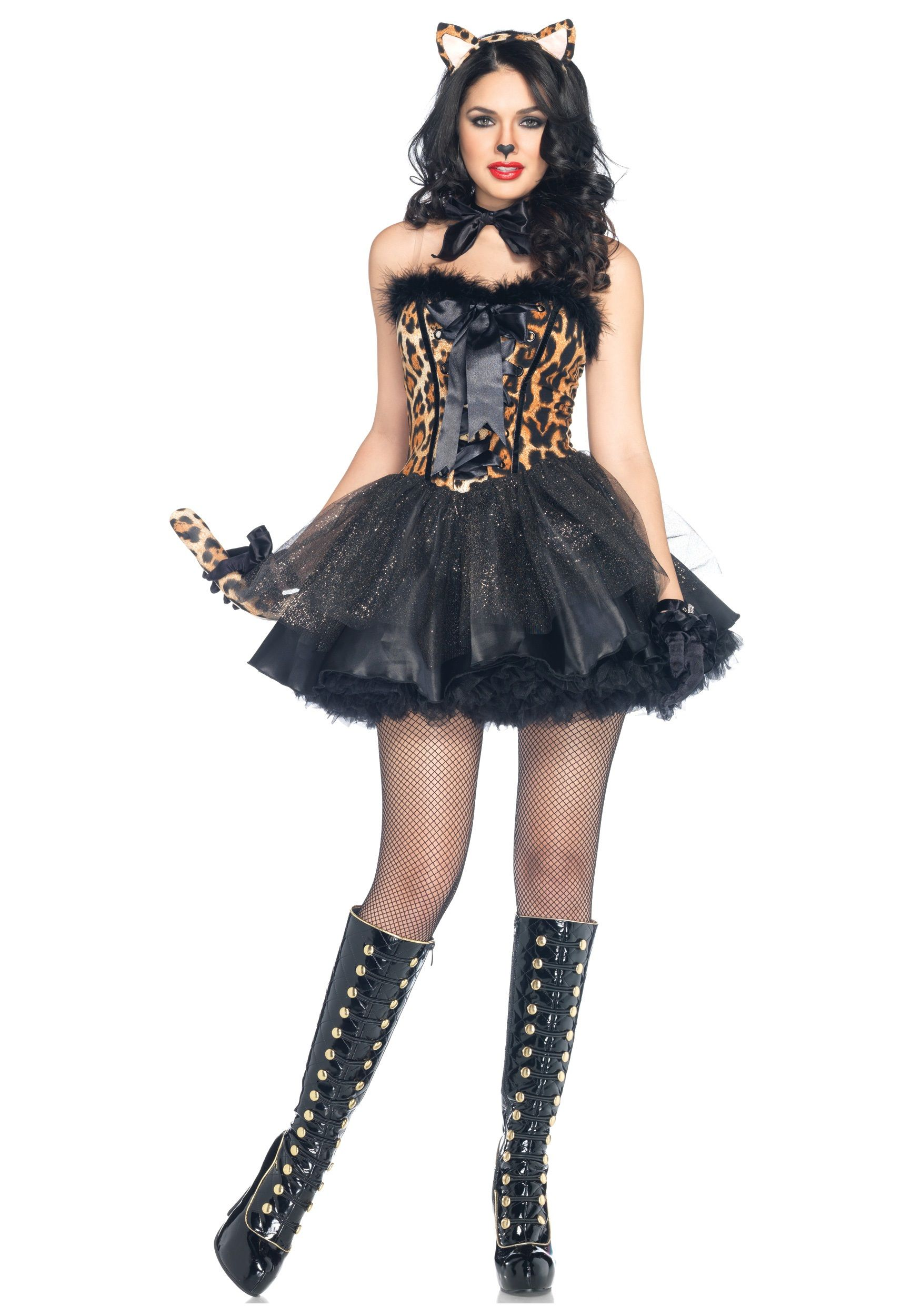 Luxe Leopard Costume - Halloween Costumes ...