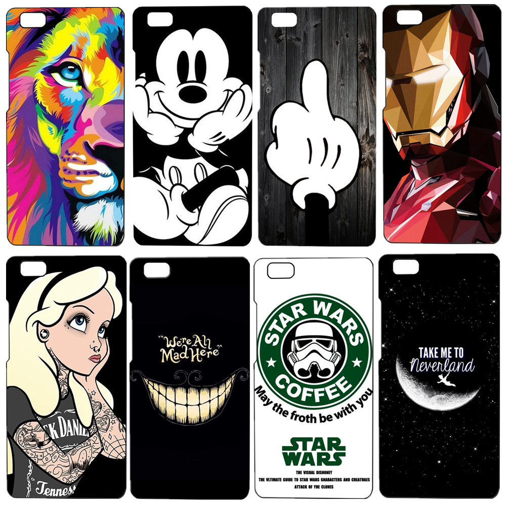 Case Lumix Picture More Detailed Picture About Cute Cartoon Painted Mobile Phone Case Huawei P8 Lite Colorful Protective Cas Huawei P8 P8 Lite Moviles Huawei