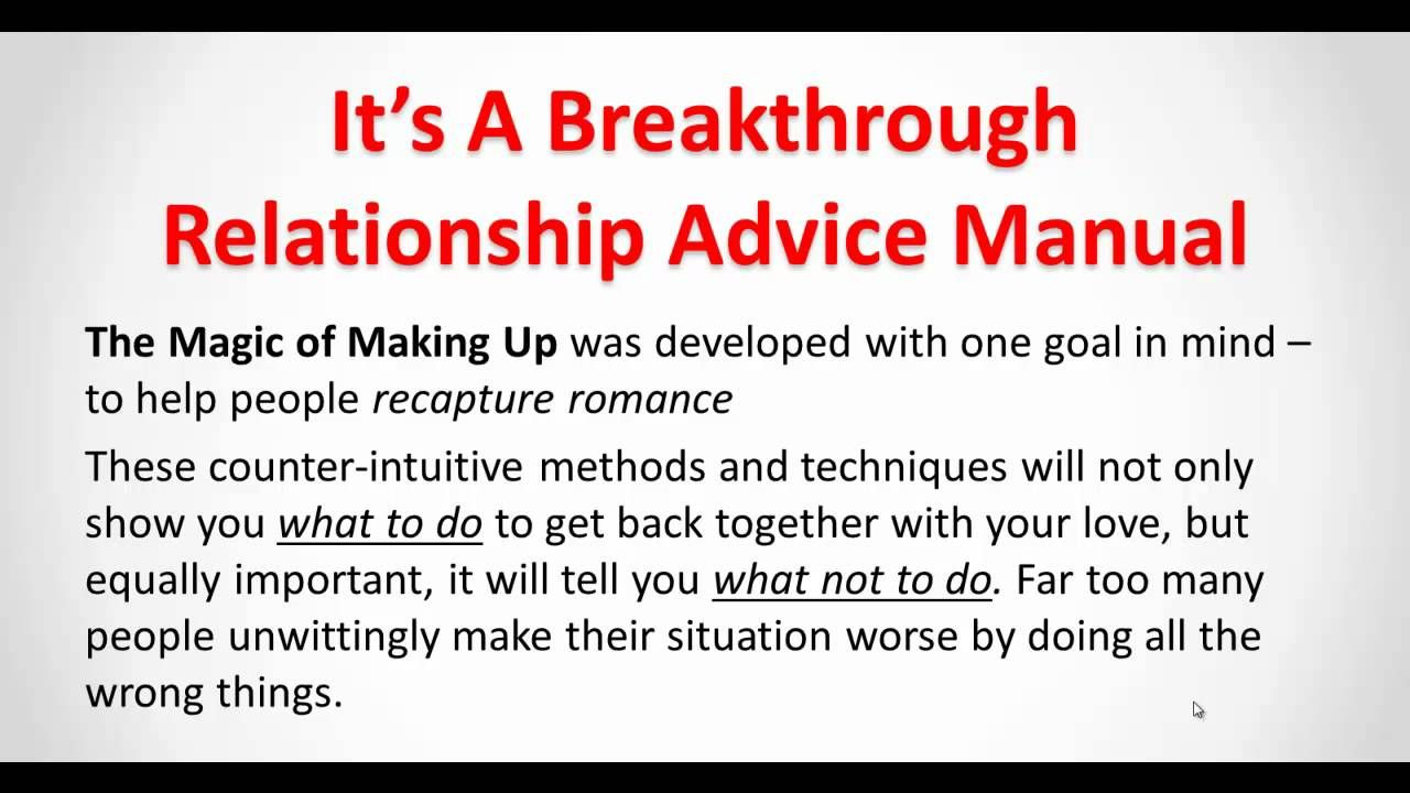 ❤️Love Advice - Help For Relationship Problems❤️😘#loveadvice