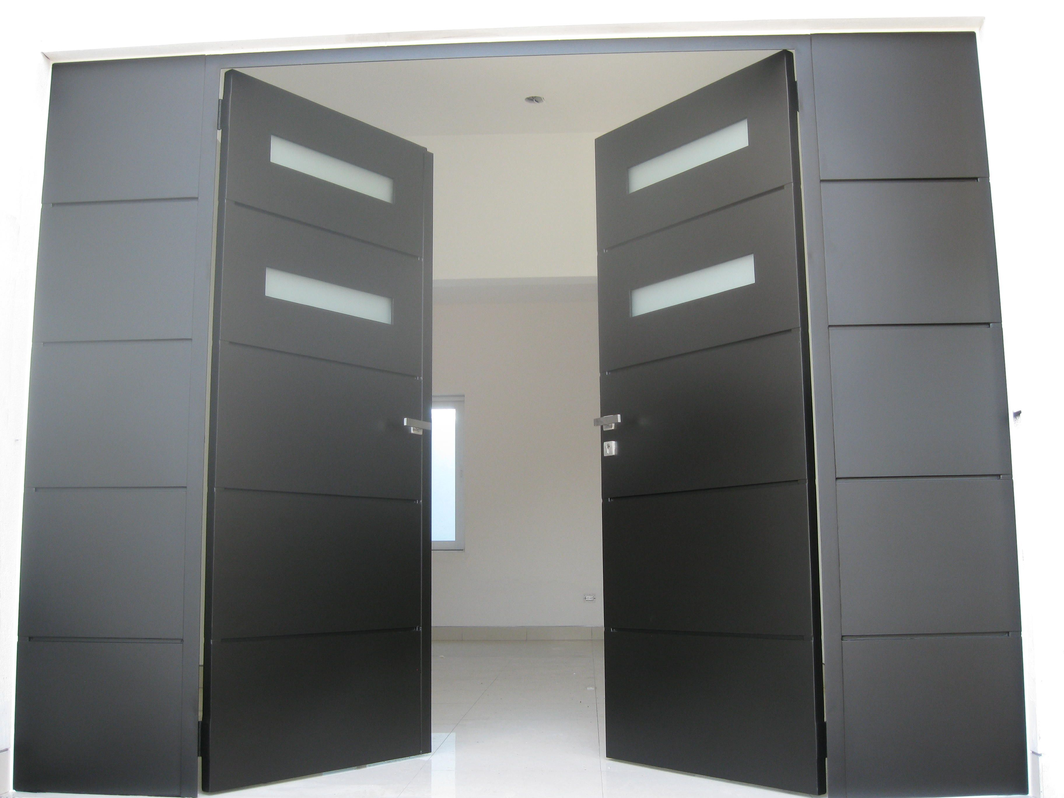 Porton pta herreria portones pinterest puertas for Portones de entrada principal