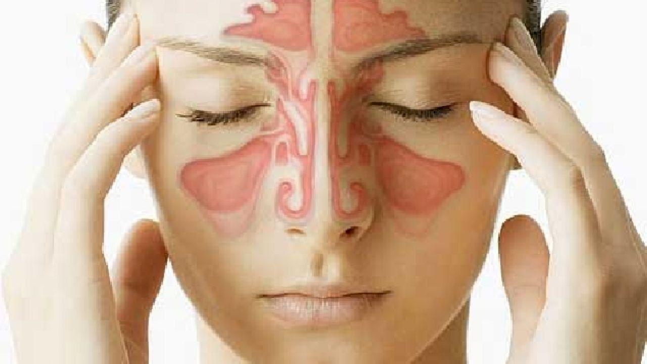 ما هي أعراض الجيوب الأنفية Sinusitis Cleanse Your Liver Sinus Cavities