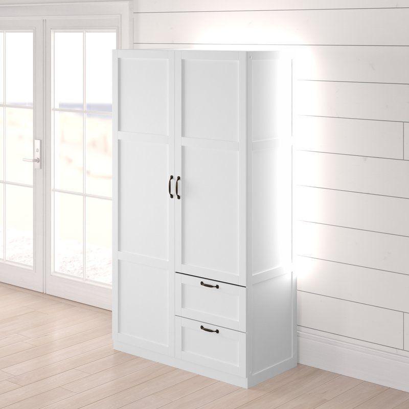 Pin on Free Standing Linen Closet