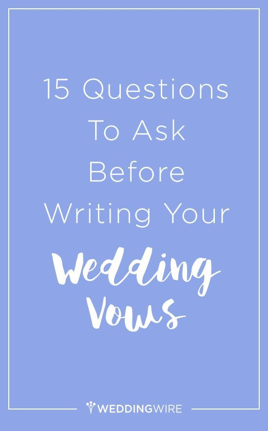 15 questions to ask before writing your wedding vows wedding 15 questions to ask before writing your wedding vows junglespirit Images