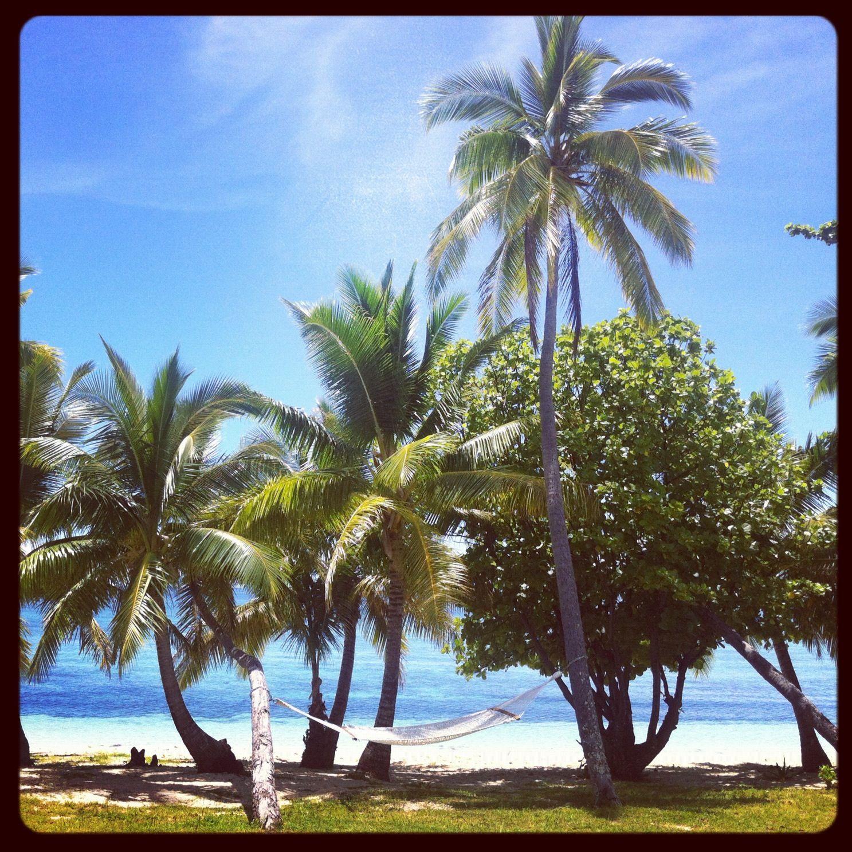 The view from Villa 9 at Vomo Island Resort, Fiji  www.islandescapes.com.au