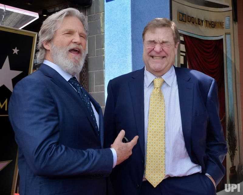 John Goodman honored with star on Hollywood Walk of Fame - UPI.com