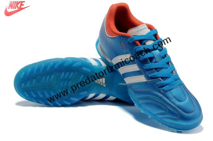 cheap for discount 0cc9a 67b34 Cheap Discount Adidas Questra 11Pro TRX TF - Bright Blue-Running White-Infrared  Soccer Boots Shop