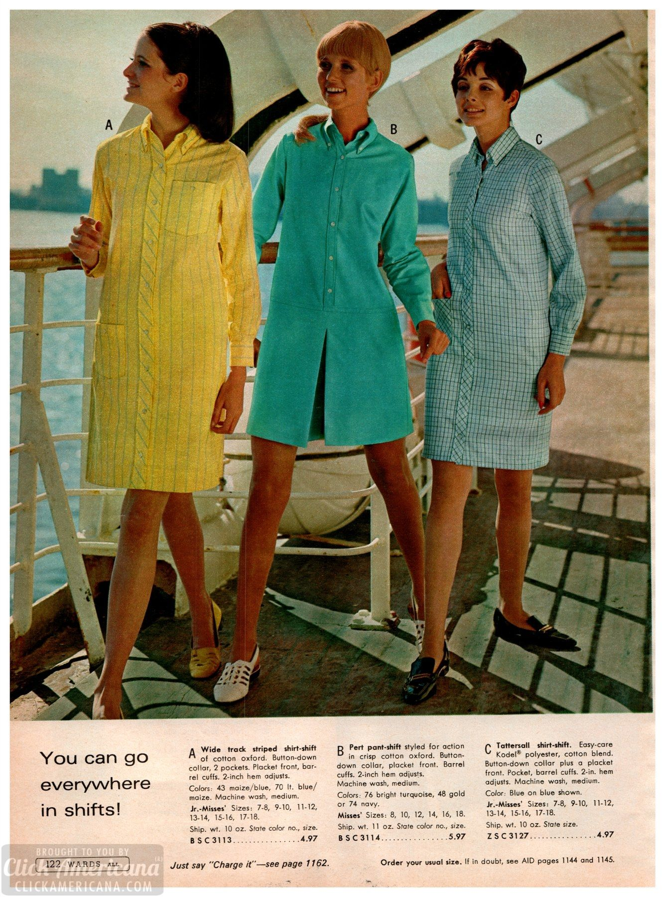Simple And Stunning 60s Skirts Dresses From The 1968 Wards Catalog Late 60s Fashion Dresses Happy Clothes [ 1800 x 1335 Pixel ]