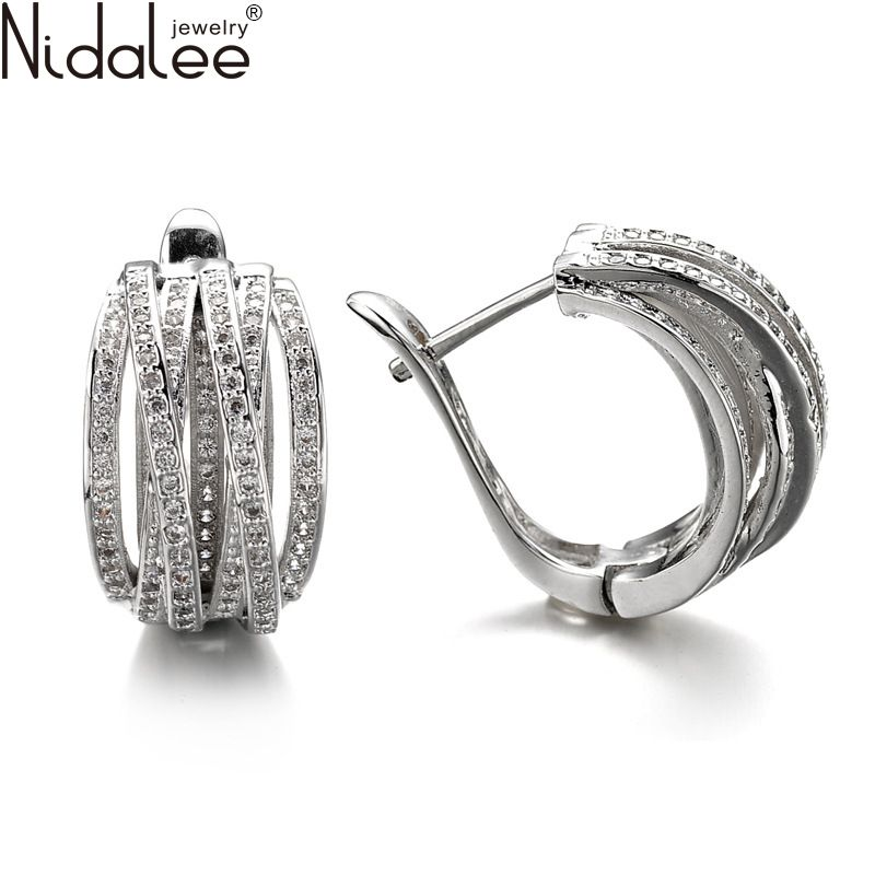 Find More Clip Earrings Information About Nidalee 2017 New Exaggerated Ear