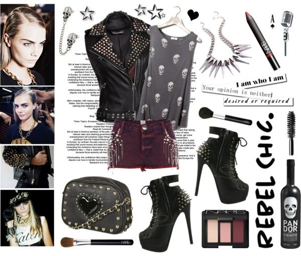 """""""Ace of Spades!"""" by elske88 ❤ liked on Polyvore"""