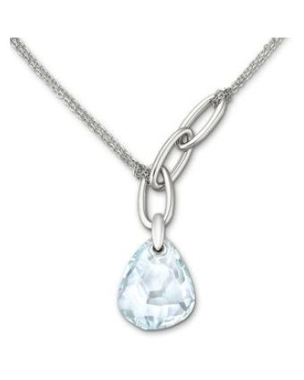Swarovski Parallele Mini Light Azore DTL Necklace  Available at: www.always-forever.com