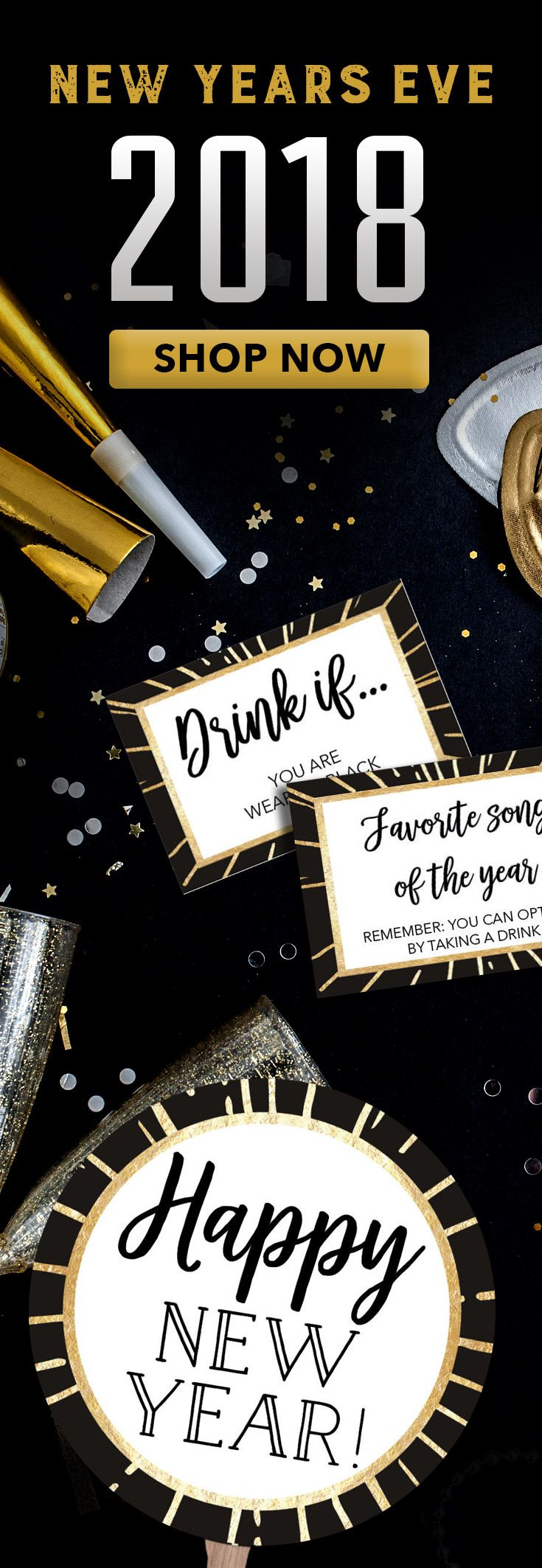 Plan the best New Years Eve Party EVER! New Years Eve ...