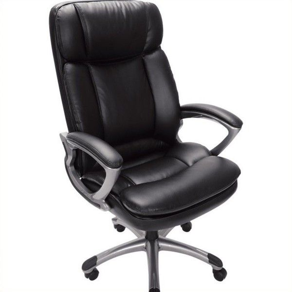 Serta Office Chair ($170) ❤ Liked On Polyvore Featuring Home, Furniture,  Chairs