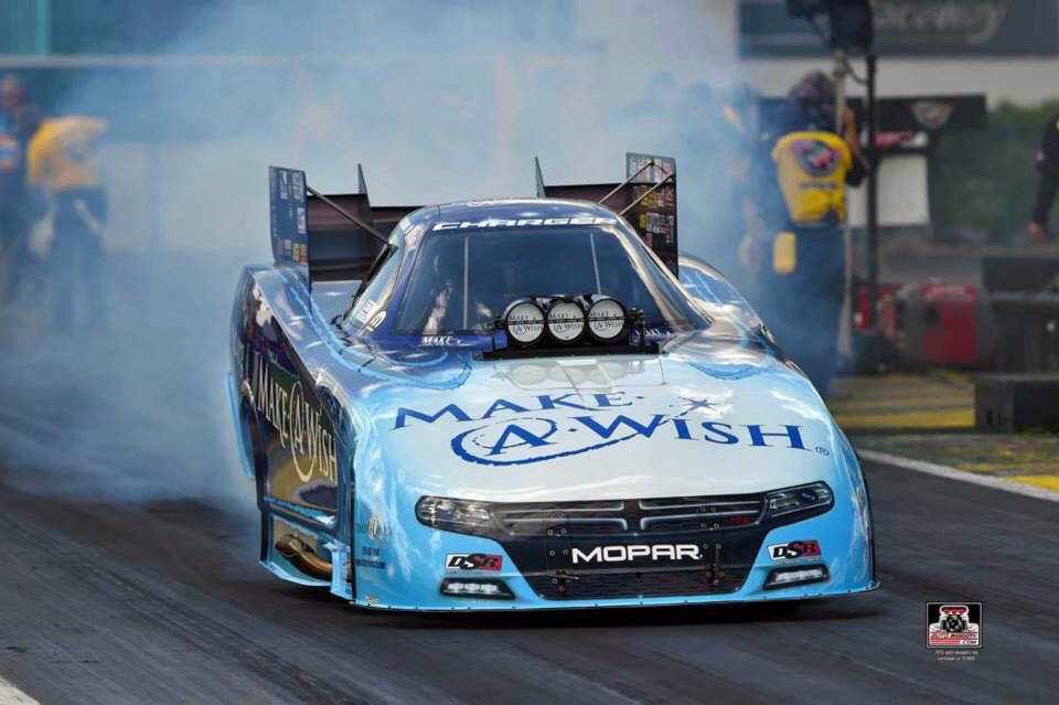 Tommy J JR & Crew At the 2015 Gater Nationals in the MAKE A WISH T/F F/C
