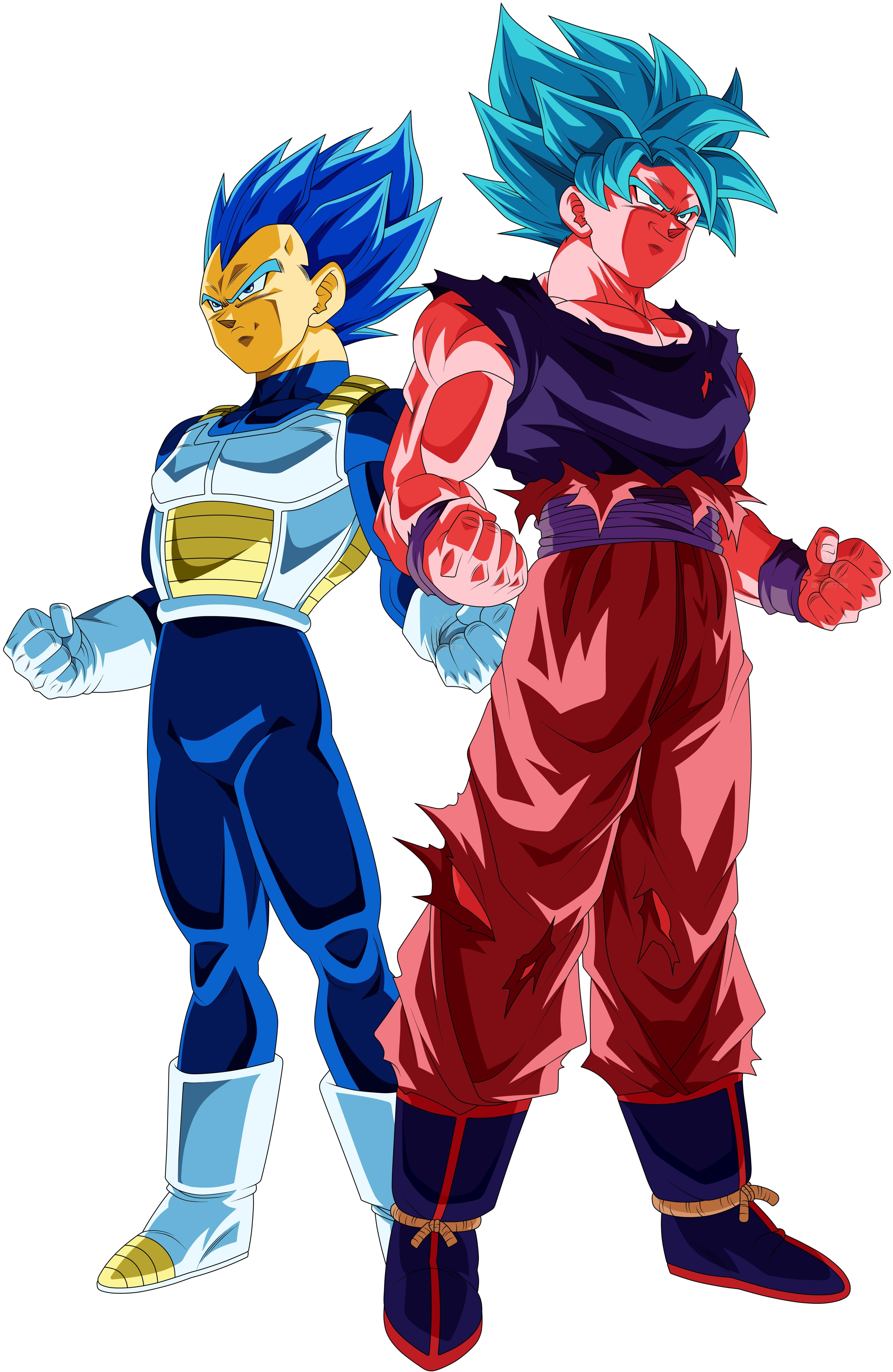 Vegeta Ssj Blue Full Power Anime Personagens De Anime Desenhos Dragonball