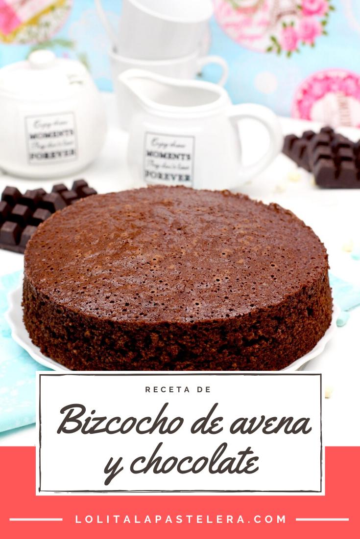 Cómo Hacer Bizcocho De Avena Y Chocolate Fácil Bizcocho De Avena Esp Receta Bizcocho Chocolate Tortas De Chocolate Saludables Tortas De Chocolate Sin Harina