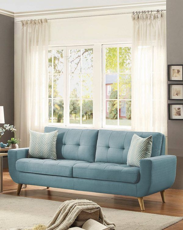 Learn All About The Different Types Of Sofas You Can Get Including  Distinguishing Design Features Here. #types Of Sofas #sofas