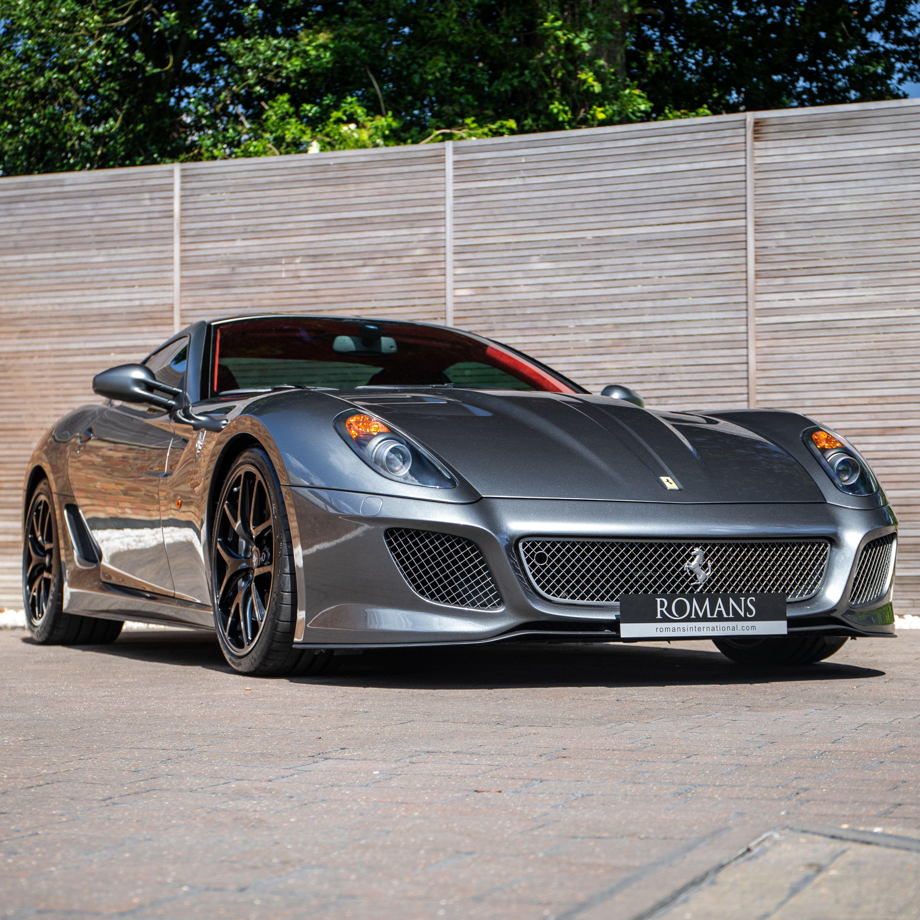 Photo of Ferrari 599 GTO