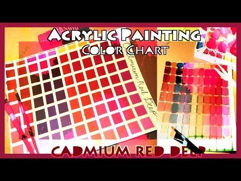 Sketchbook: Acrylic painting Episode:1 - YouTube