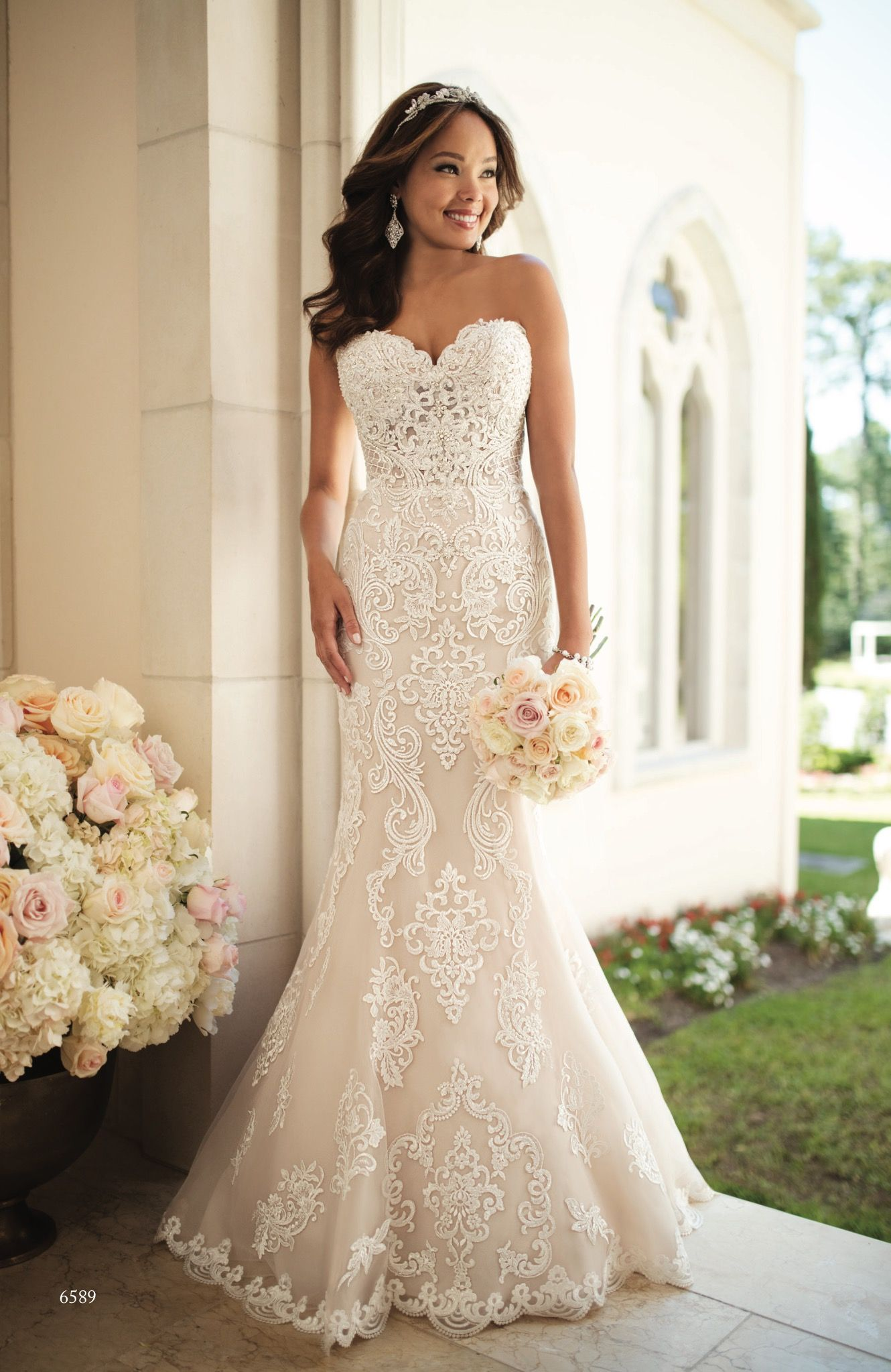 Stella York 6589 York Wedding Dress Wedding Dresses Lace Stella York Wedding Dress