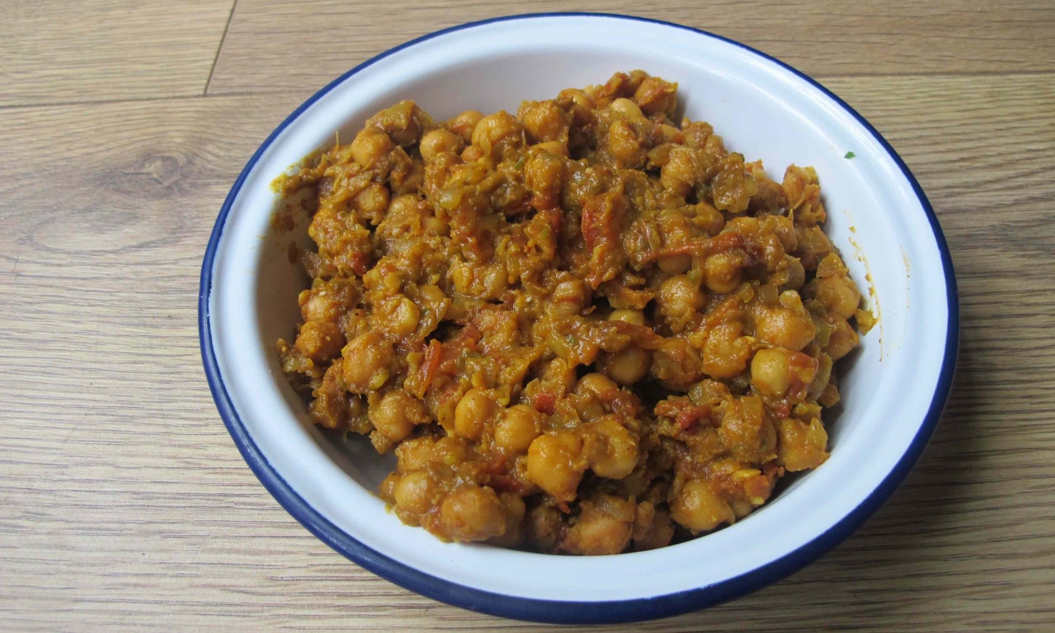 How to make the perfect chana masala chana masala