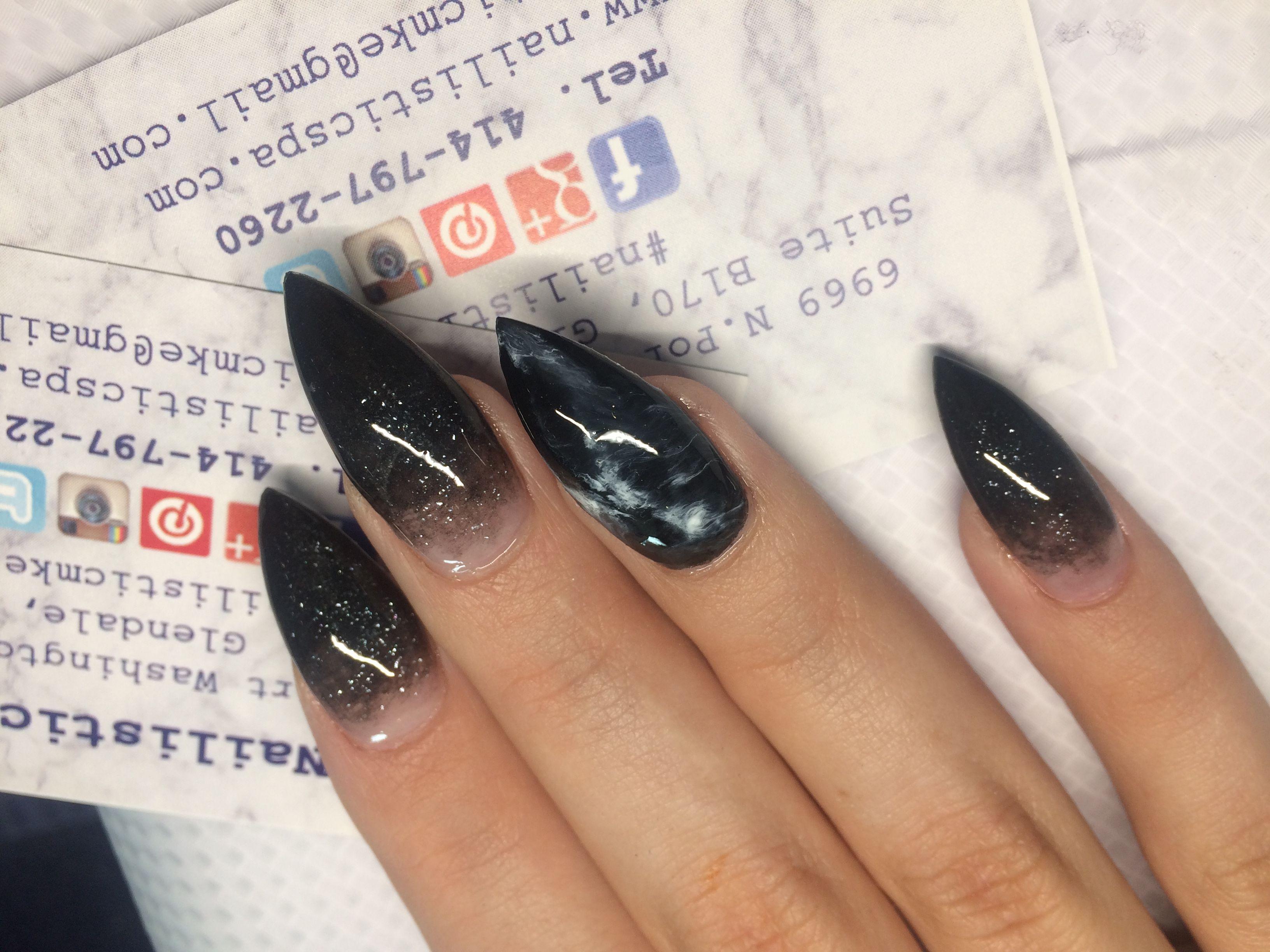 Pin By Nailistic Milwaukee On Nail Holiday Nails Chanel Ballet Flats Nails