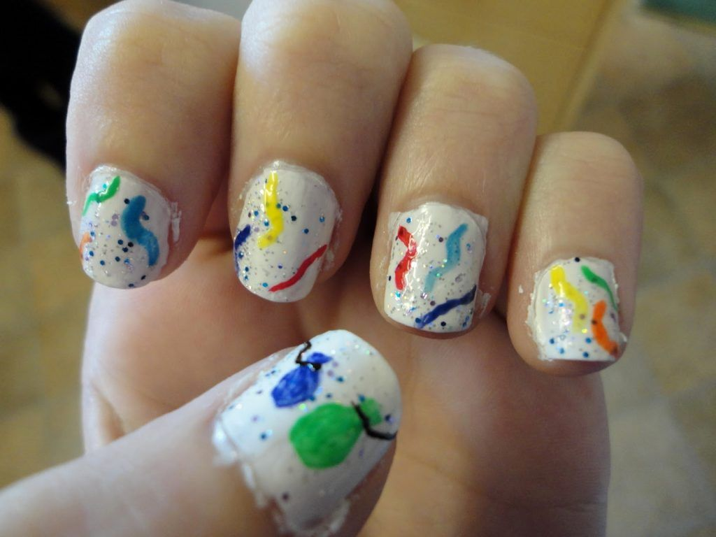 60 Birthday Nail Designs For Woman In 2019